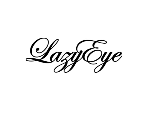 logo Lazy Eye
